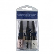 Herome French Manicure Mini Nagellak 3 st