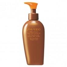 Shiseido Brilliant Bronze Quick Self-Tanning Gel Zelfbruiner 150 ml