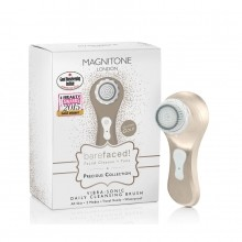 Magnitone London Barefaced! Glittery Gold Reinigingsapparaat 1 st.