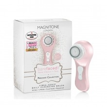 Magnitone London Barefaced! Precious Edition Roze Quartz Reinigingsapparaat 1 st.