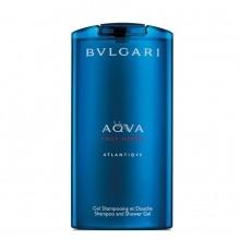 Bvlgari Aqva Pour Homme Atlantique Shampoo 200 ml