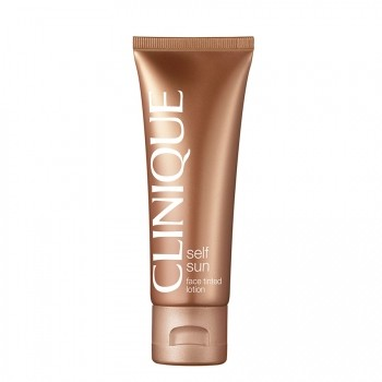 Clinique Self Sun Face Tinted Lotion Zelfbruinende lotion 50 ml