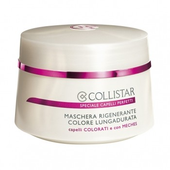 Collistar Regenerating Long Lasting Colour Mask Haarmasker 200 ml