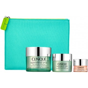 Clinique Superdefense Gift set 3 st.