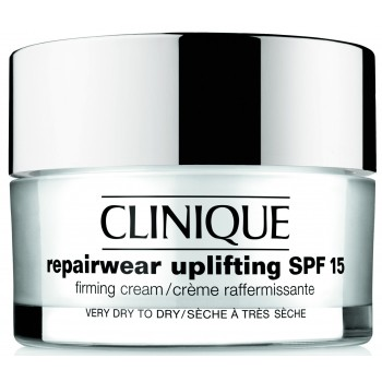 Clinique Repairwear Uplifting Firming Cream SPF 15 Type 1 + 2 Dagcrème 50 ml