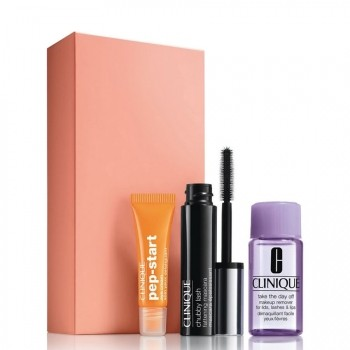 Clinique Chubby Lash Bright All Night Set Gift Set 3 st.