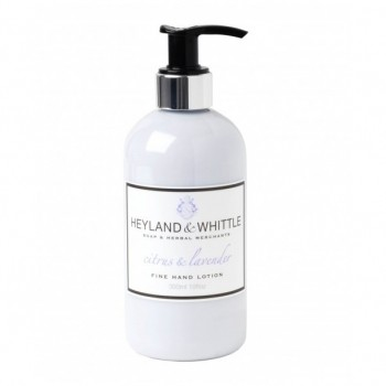 Heyland&Whittle Hand Lotion Citrus & Lavender Handlotion 300 ml