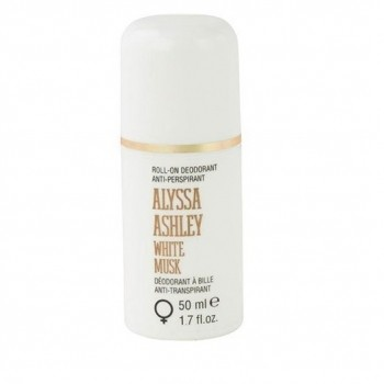 Alyssa Ashley White Musk Deodorant Roll-on 50 ml