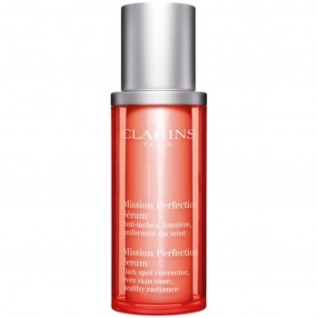 Clarins mission perfection dark spot corrector serum 30 ml for Givenchy teint miroir lift comfort