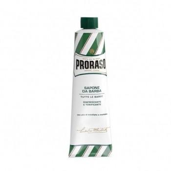 Proraso Green Shaving Cream in tube Scheercrème 150 ml
