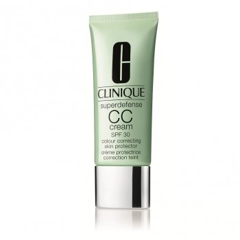 Clinique Superdefense CC Cream Hydrating Colour Corrector SPF 30 All Types CC Cream 40 ml