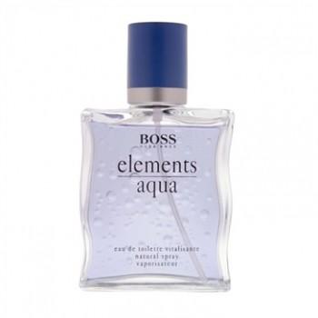 hugo boss elements aqua eau de toilette spray 100 ml koop je parfum online bij parfumswinkel. Black Bedroom Furniture Sets. Home Design Ideas