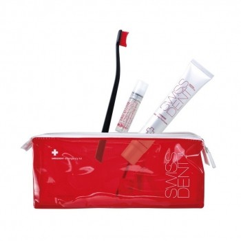 Swissdent Dental Cosmetics Emergency Kit Giftset 3 st