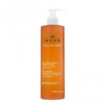 Nuxe Rêve de Miel Body & Face Cleasing Gel Reinigingsgel 400 ml