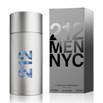 Carolina Herrera 212 Men Eau de Toilette Spray 100 ml