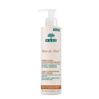 Nuxe Rêve de Miel Comforting Bodycream Bodycrème 200 ml