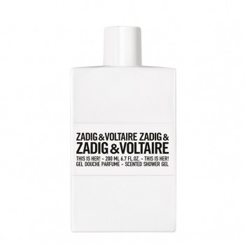 Zadig & Voltaire This is Her! Douchegel 200 ml