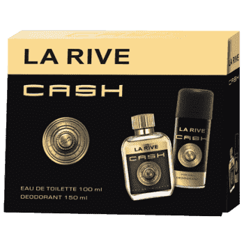 La Rive Cash Men Giftset 2 st.