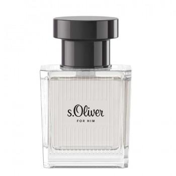 S. Oliver  For Him Eau de Toilette Spray 50 ml