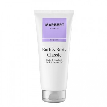 Marbert Bath & Body Classic Bath & Shower Gel Douchegel 200 ml