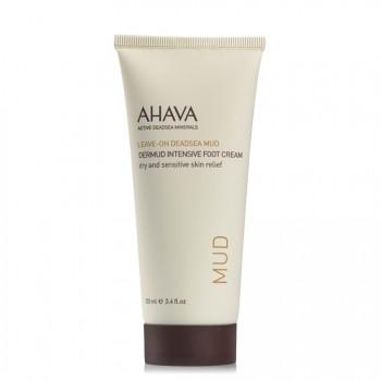 AHAVA Dead Sea Mud Dermud Intensive Foot Cream Voetencrème 100 ml