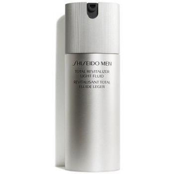 Shiseido Men Total Revitalizer Light Fluid Gezichtsemulsie 80 ml