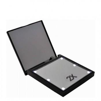 Gerard Brinard Tasspiegel Verlicht 2x LED Spiegel 1 st.