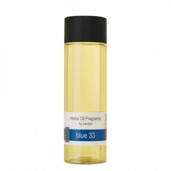 Janzen Blue 33 Home Fragrance Navulling Geurstokjes Navulling 200 ml