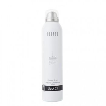 Janzen Black 22 Shower Foam Doucheschuim 200 ml