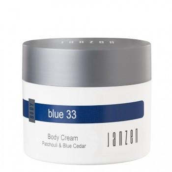 Janzen Blue 33 Body Cream Bodycrème 200 ml