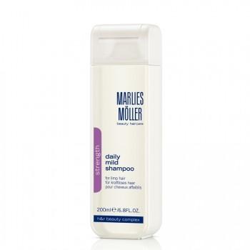 Marlies MollerStrength Daily Mild Shampoo 200 ml