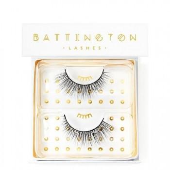 Battington Hepburn Silk Lashes Kunstwimpers 2 st.