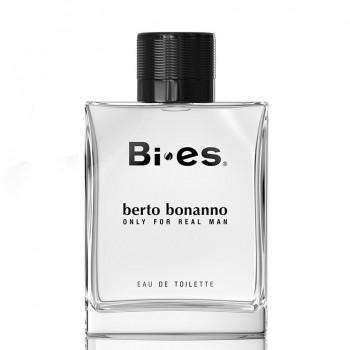 Bi.es Berto Bonanno Only for Real Man Eau de Toilette Spray 100 ml