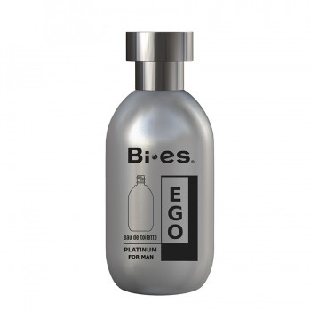 Bi.es Ego Platinum Eau de Toilette Spray 100 ml