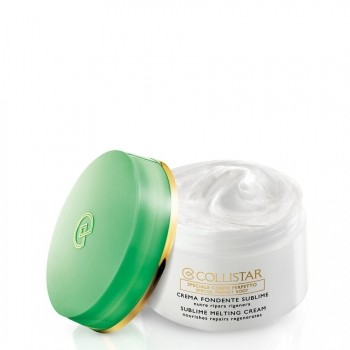 Collistar Sublime Melting Cream Bodycrème 400 ml