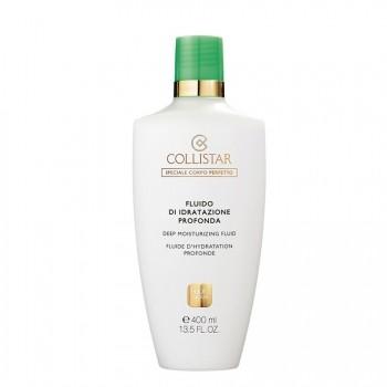 Collistar Deep Moisturizing Fluid BodyCrème 400 ml