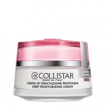 Collistar Deep Moisturizing Cream Gezichtscrème 50 ml