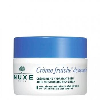 Nuxe Crème Fraîche de Beauté Enriched/Dry skin Gezichtscrème 50 ml