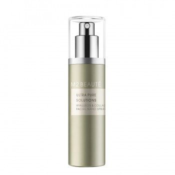 M2 Beauté Ultra Pure Solutions Hyaluron & Collagen Facial Nano Spray 75 ml