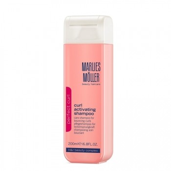Marlies Moller Perfect Curl Curl Activating Shampoo Shampoo 200 ml