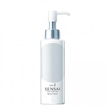 SENSAI Silky Purifying Milky Soap - Step 2 Reinigingsmelk 150 ml
