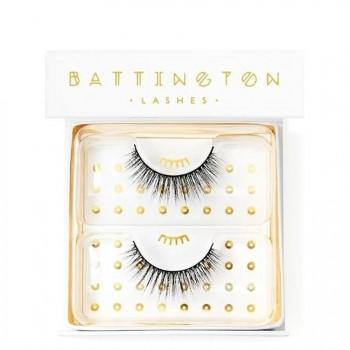 Battington Monroe 3D Silk Lashes Kunstwimpers 2 st.