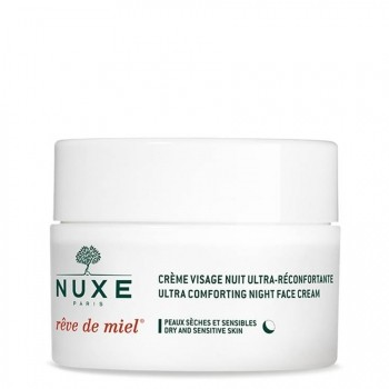 Nuxe Rêve de Miel Ultra Comforting Night Cream Nachtcrème 50 ml