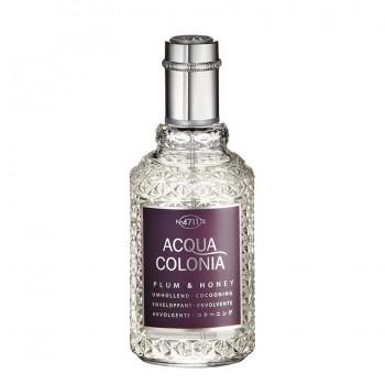 4711 Acqua Colonia Plum & Honey Eau de Cologne Spray 50 ml