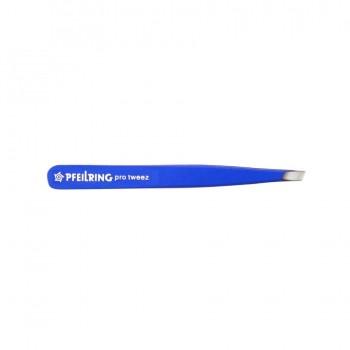 Pfeilring Pro Tweez Pincet Blauw Pincet 1 st.