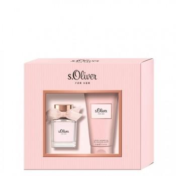 s. Oliver  For Her Gift Set 2 st.
