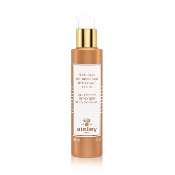 Sisley Self Tanning Hydrating Body Skin Care Zelfbruiner 150 ml