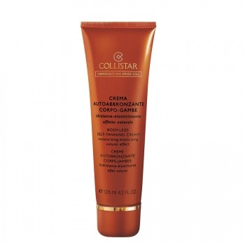 Collistar Self Tanning Creme Body&Legs Zelfbruinende Lotion 125 ml