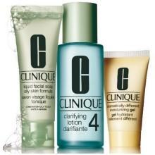 Clinique Intro Kit Skin Type 4 Verzorgingsset 3 stuks