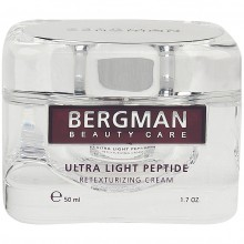 Bergman Ultra Light Peptide Gezichtscrème 50 ml
